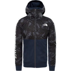 The North Face M's TNL Ovly Jacket TNF Black Tonal Camo Print/Urban Navy